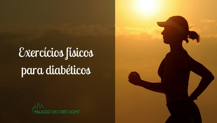 exercícios físicos para diabéticos
